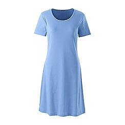 Lands' End - Blue supima nightdress
