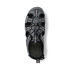 Lands' End - Grey regular water sandals