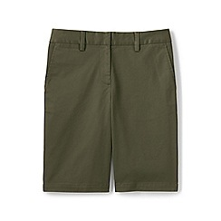 Lands' End - Green regular classic chino shorts