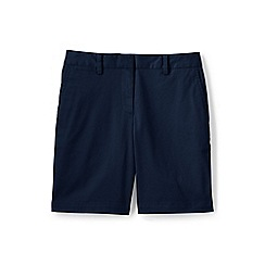 Lands' End - Blue 7' chino shorts