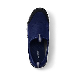 Lands' End - Kids' blue everyday moccasins