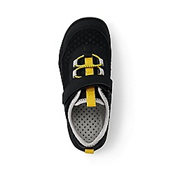 Lands' End - Kids' black water shoes
