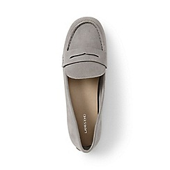 Lands' End - Grey regular casual loafers