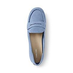 Lands' End - Blue regular casual loafers