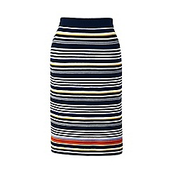 Lands' End - Multi supima knitted ottoman skirt