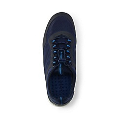Lands' End - Blue regular water shoes