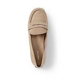 Lands' End - Brown regular casual loafers