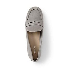 Lands' End - Grey regular casual loafers