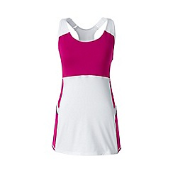 Lands' End - Pink le sport speed running vest