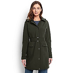 Lands' End - Green plus soft shell coat