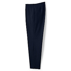 Lands' End - Blue regular mid rise bi-stretch capris