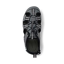 Lands' End - Grey regular water sandals