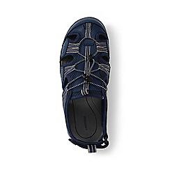 Lands' End - Blue regular water sandals