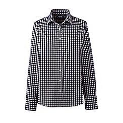 Lands' End - Multi classic fit print non-iron shirt