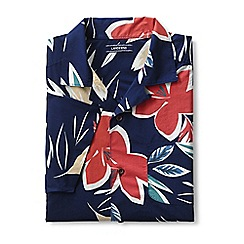 Lands' End - Multi regular printed short sleeve shirt