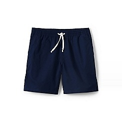Lands' End - Blue regular deck shorts