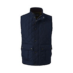 Lands' End - Blue primaloft quilted gilet
