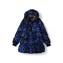 Lands' End - Girls' multi a-line down coat