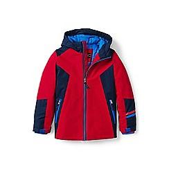 Lands' End - Boys' blue stormer jacket