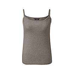 Lands' End - Beige micro modal camisole