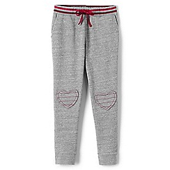 Lands' End - Girls' grey joggers