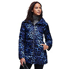 Lands' End - Multi lightweight down a-line coat