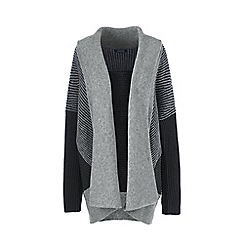 Lands' End - Multi eco-friendly shaker shawl cardigan