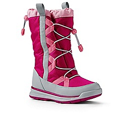 Lands' End - Cerise squall winter boots