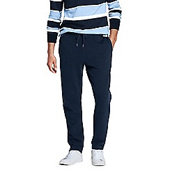 Lands' End - Blue Bedford rib joggers