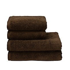 Christy - Cocoa 'Revive' towels