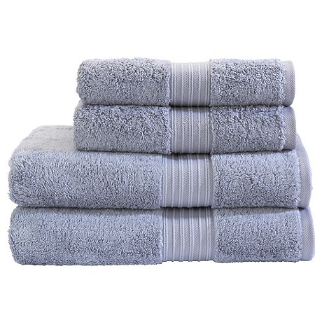 Christy - Silver supreme towels