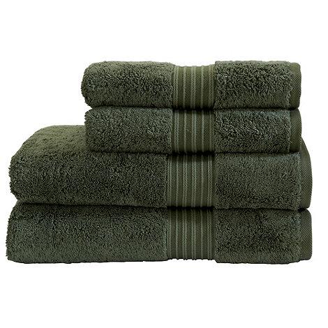 Christy - Moss supreme towels