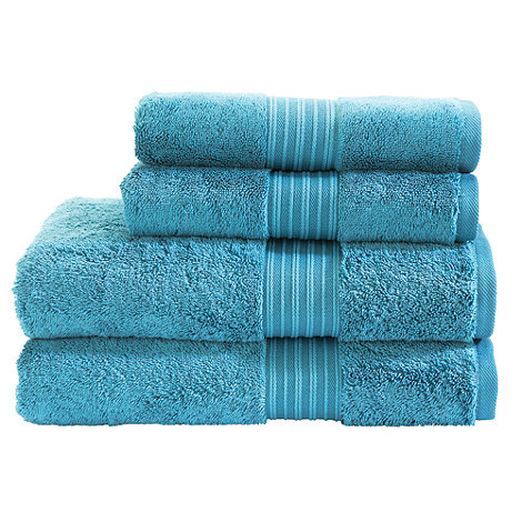 Christy - Lagoon supreme towels