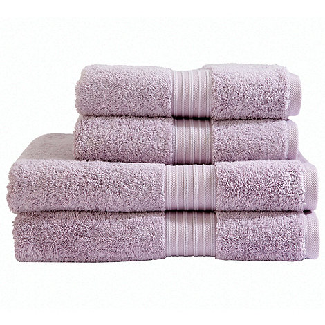 Christy - Lilac haze supreme towels