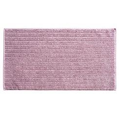 Christy - Lilac Haze 'Christy' bath mat
