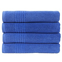 Christy - Blue Velvet 'Spectrum' Towels