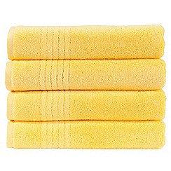 Christy - Taxi Cab 'Spectrum' Towels