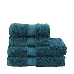 Christy - Pacific blue 'Ren04' towels