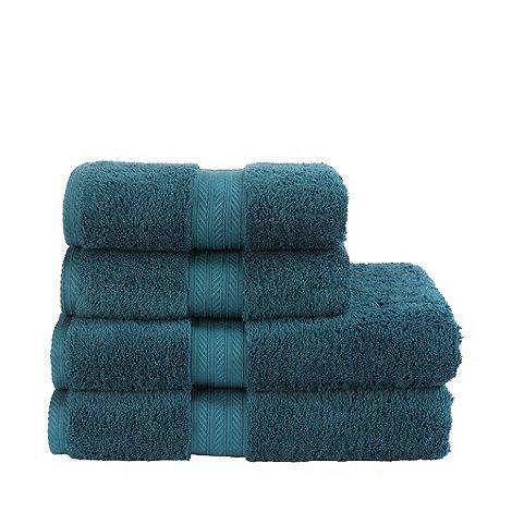 Christy - Pacific blue +Ren04+ towels