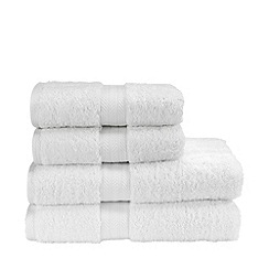 Christy - White 'Ren04' towels