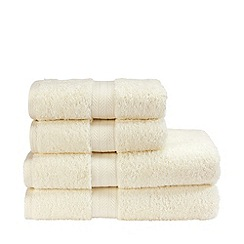 Christy - Parchment 'Ren04' towels