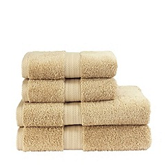 Christy - Driftwood 'Ren04' towels