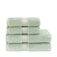 Christy - Aqua 'Ren04' towels