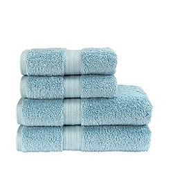 Christy - Soft chambray 'Ren04' towels