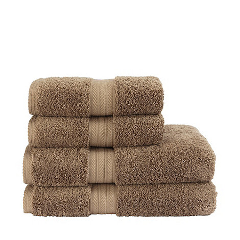 Christy - Mink 'Ren04' towels