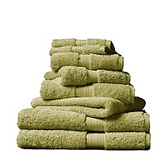 Christy - Fern 'Ren 04' towels