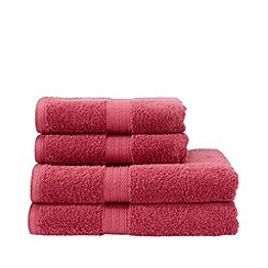 Christy - Berry 'Georgia' towels
