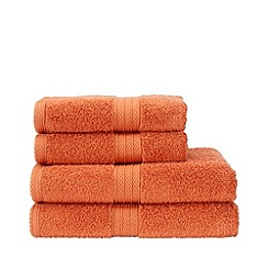 Christy - Cinnamon 'Georgia' towels