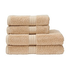 Christy - Linen 'Georgia' towels