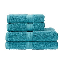 Christy - Lagoon 'Georgia' towels